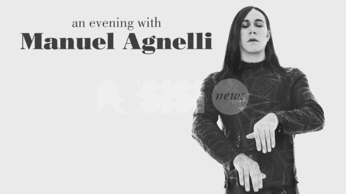 An Evening with Manuel Agnelli parte da Assisi: le date del tour