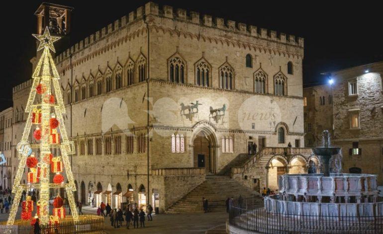Natale 2018 a Perugia, il programma … da favola, tra funambolo e mercatini
