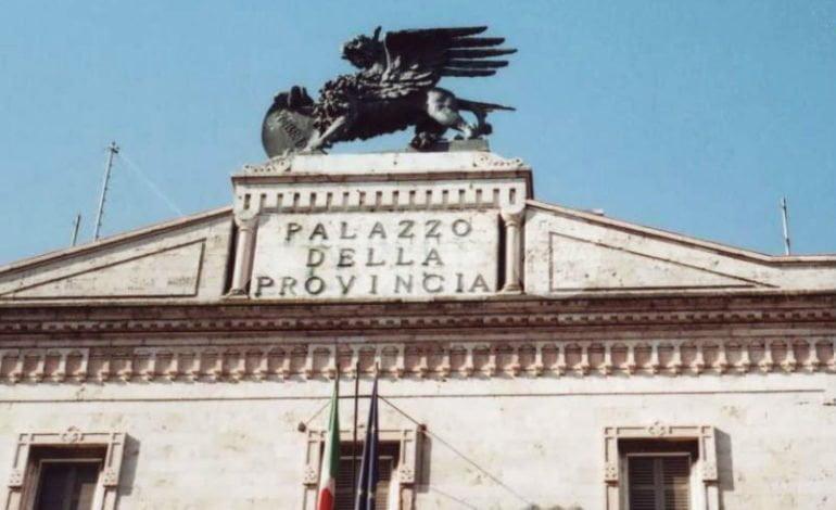 Luciano Bacchetta nuovo presidente della Provincia di Perugia