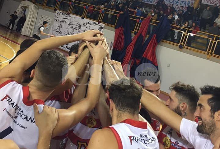 Virtus Assisi torna subito a vincere: sconfitto in casa il Titano San Marino 72-50