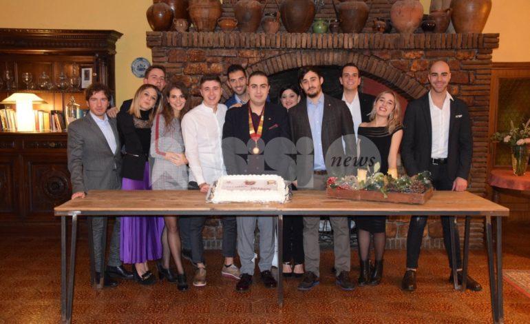 Grande successo per la castagnata 2018 del Rotaract Assisi