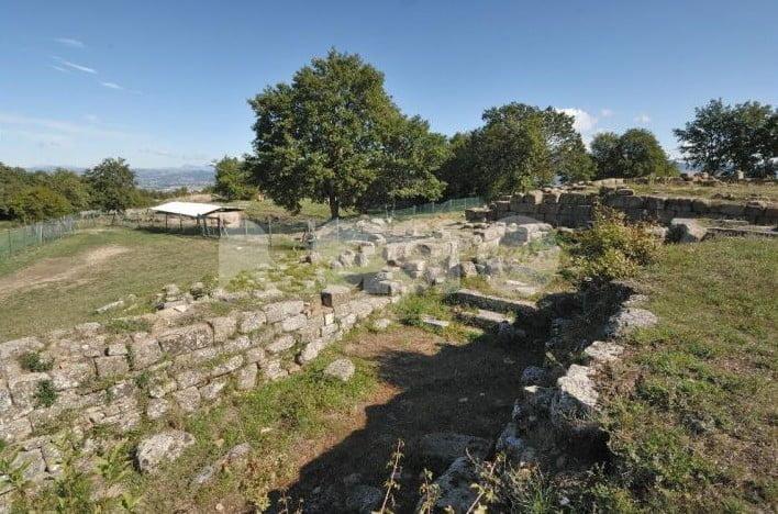 Cannara, il sito archeologico di Urvinum Hortense continua a stupire