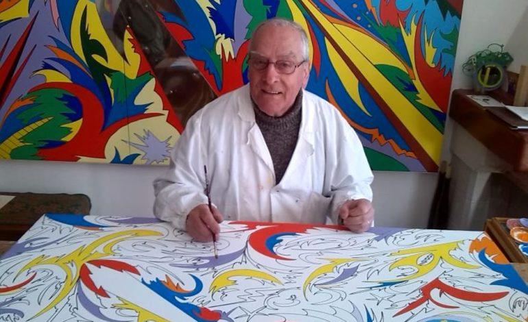 Antonio Fiore Ufagrà, ad Assisi una mostra per celebrare gli 80 anni dell'artista