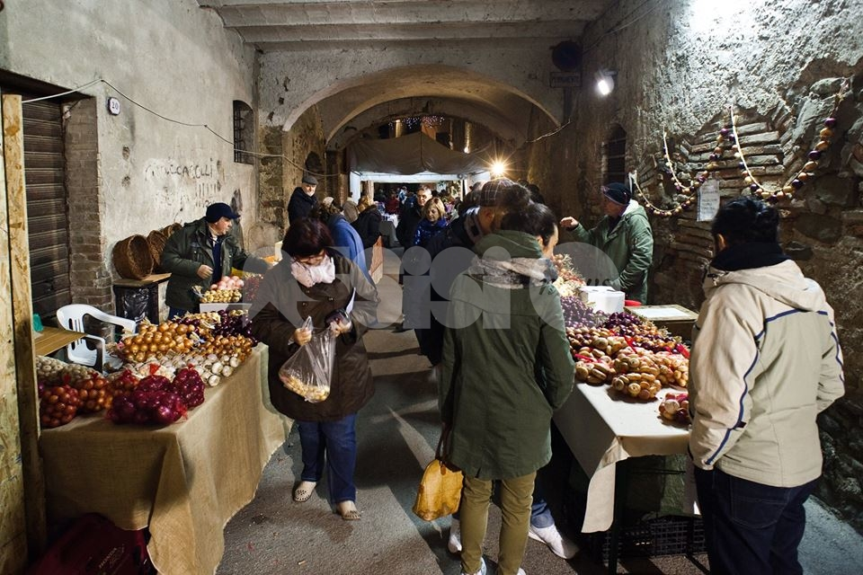 Cannara, presentato il programma della Festa della Cipolla Winter Edition 2018