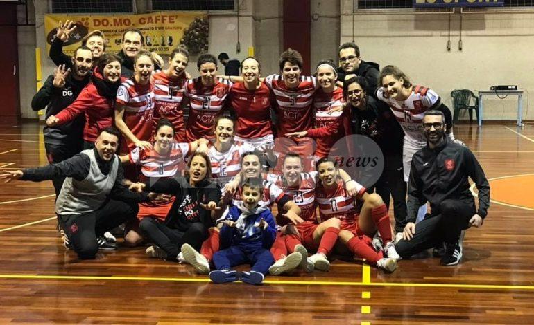 Perugia Futsal femminile vince al fotofinish: 4-3 al Fiberpasta Chiaravalle