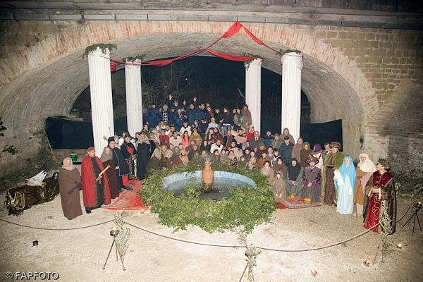 Il presepe vivente di Petrignano d'Assisi festeggia i 40 anni con mostra e rappresentazioni