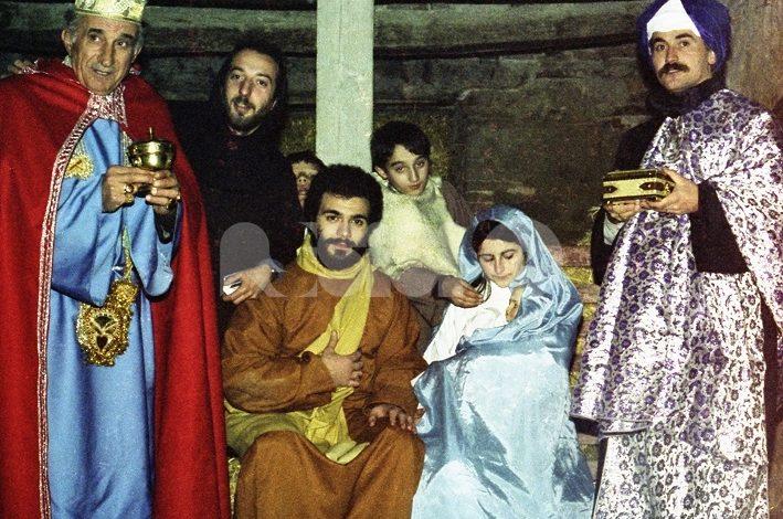 Il Presepe vivente di Petrignano di Assisi festeggia i 40 anni con una mostra