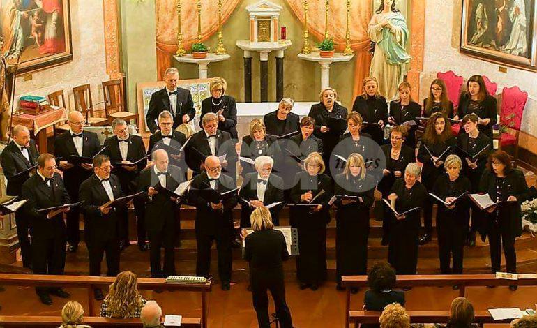 A Ospedalicchio il concerto di Natale 2018 dei Cantori di Assisi