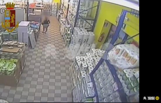 Bastia Umbra, furti al supermercato e minacce: arresti e denunce (video)