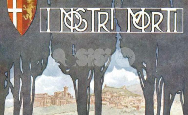 Assisi ricorda i caduti della Grande Guerra: ripubblicato un volume di Arnaldo Fortini