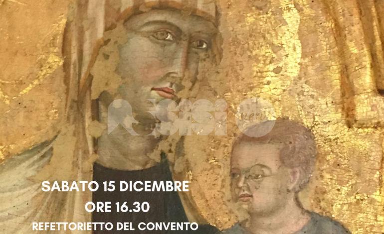 La Maestà di San Damiano celebrata alla Porziuncola