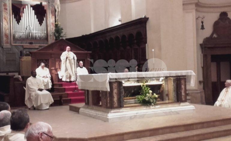 Assisi, al via la visita pastorale 2019 del vescovo Sorrentino