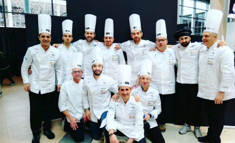 Coppa del mondo della gelateria, ancora soddisfazioni per Luca Manini