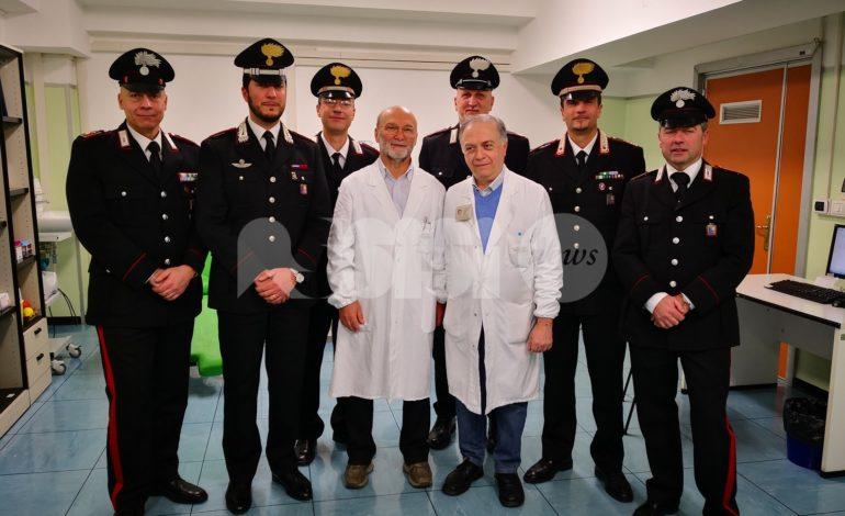 I carabinieri di Perugia e Terni donano il sangue: un'Arma in  più per prevenire la carenza di sangue
