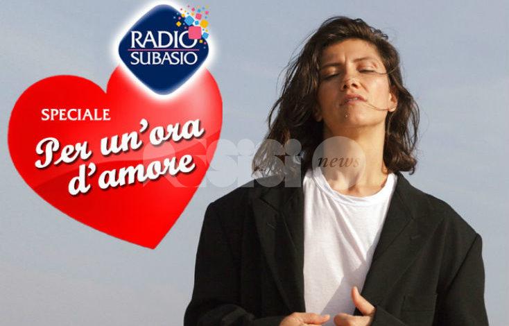 Elisa a Radio Subasio l'11 gennaio 2019 … Per un'ora d'amore