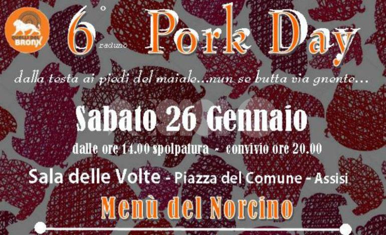 Arriva il Pork Day 2019: il 26 gennaio spolpatura e cena