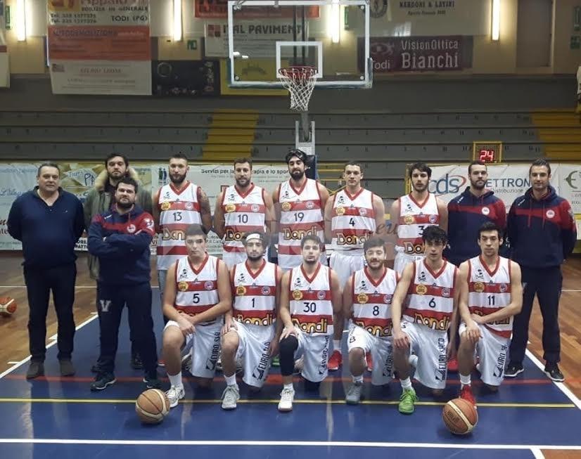 Virtus Assisi vola in finale di Coppa Umbria: battuta la BCF Umbertide