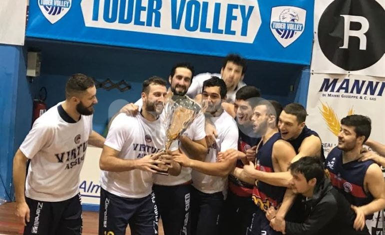 Storica Virtus Assisi conquista la Coppa Umbria: battuto in finale il Basket Todi 77-62