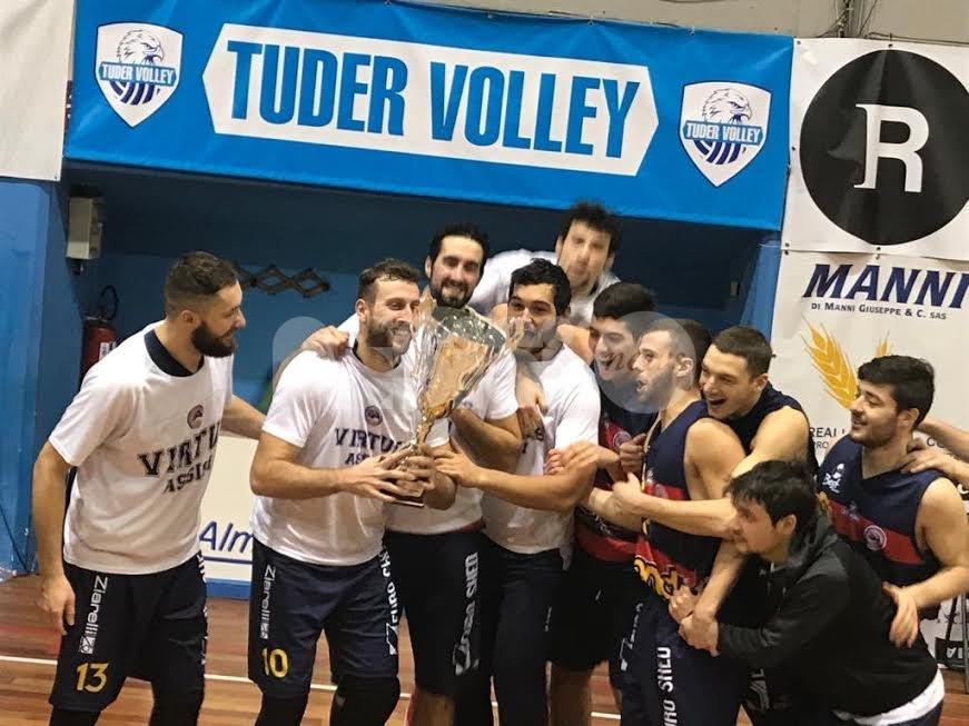 Storica Virtus Assisi conquista la Coppa Umbria: battuto in finale il Basket Todi 77-62
