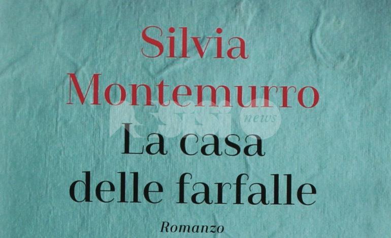 Silvia Montemurro ad Assisi per presentare La casa delle farfalle