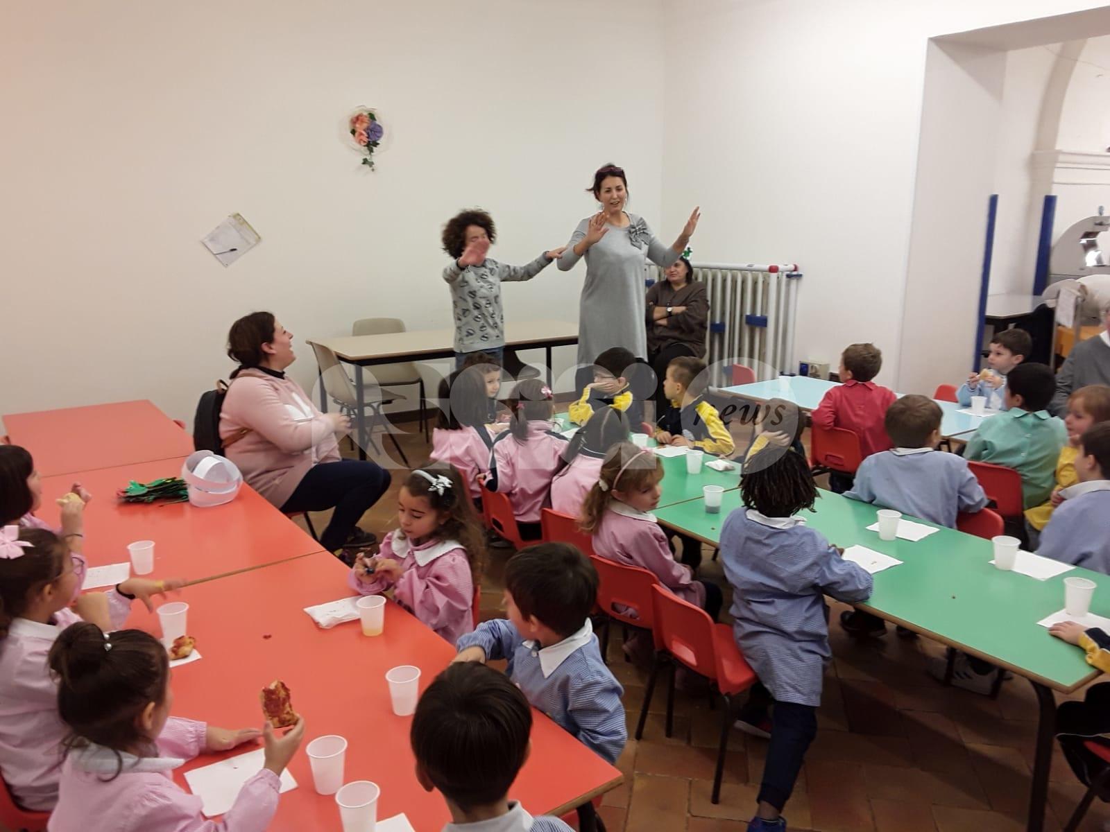 Continuità educativa: le scuole dell'infanzia di Assisi incontrano la primaria