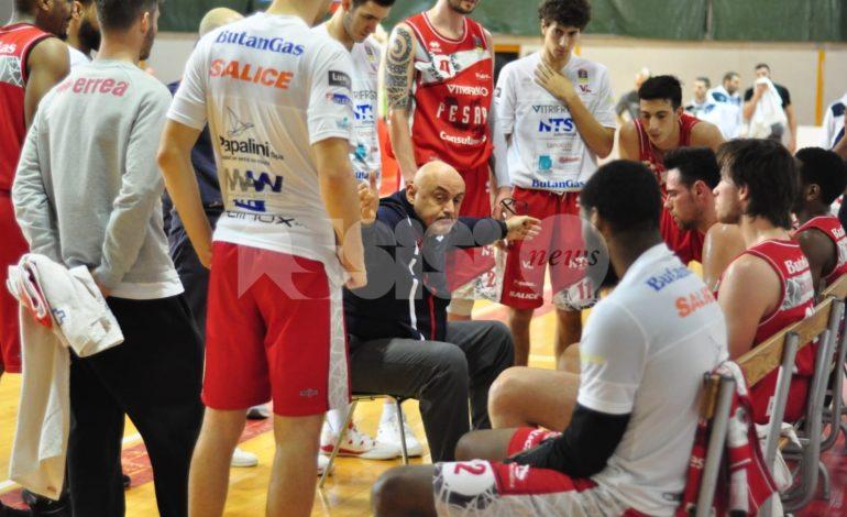Basket Serie A, successo ad Assisi per l'amichevole fra VL Pesaro ed NPC Rieti