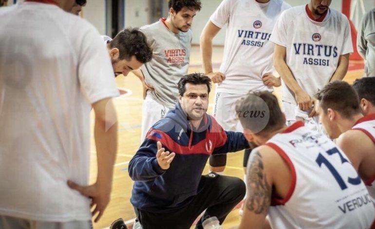 Virtus Assisi batte Gualdo 77-42 e aggancia la vetta: è prima!
