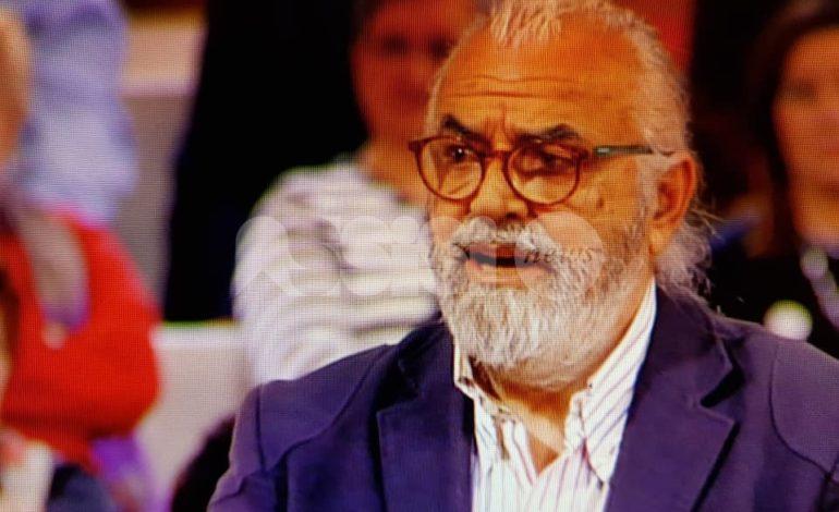 Un angelano in tv: l'attore Walter Betti a Forum su Rete 4