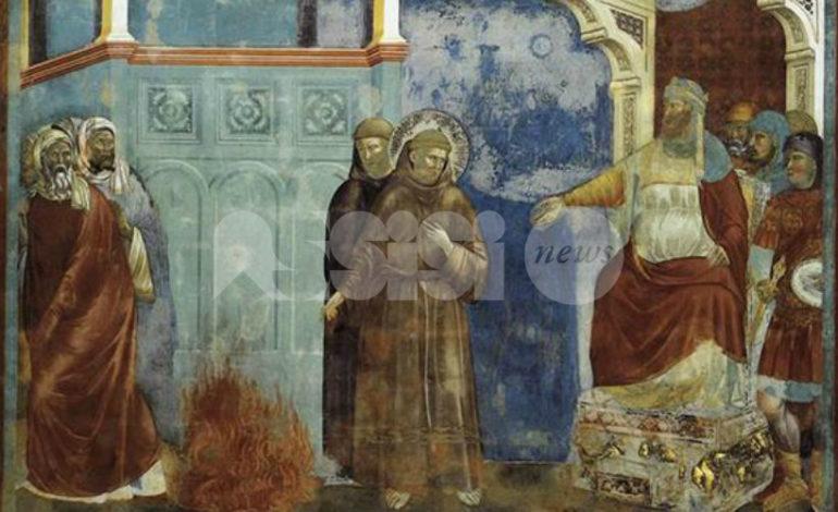 San Francesco e il Sultano, al Mise la presentazione del francobollo celebrativo