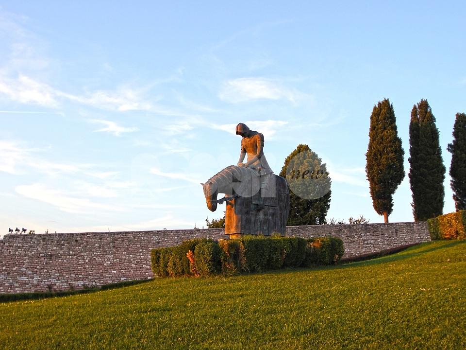Cammini francescani, i dati del 2020 ad Assisi presentati lunedì