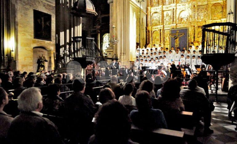 Il coro Gloria Boys in concerto il 28 marzo 2019 a San Francesco