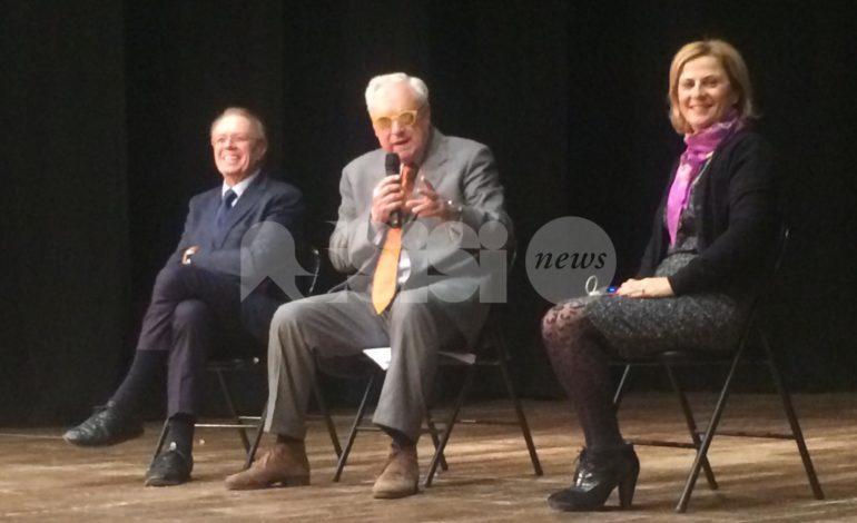 Giorno del Ricordo 2019 a Bettona, le scuole incontrano Toni Concina