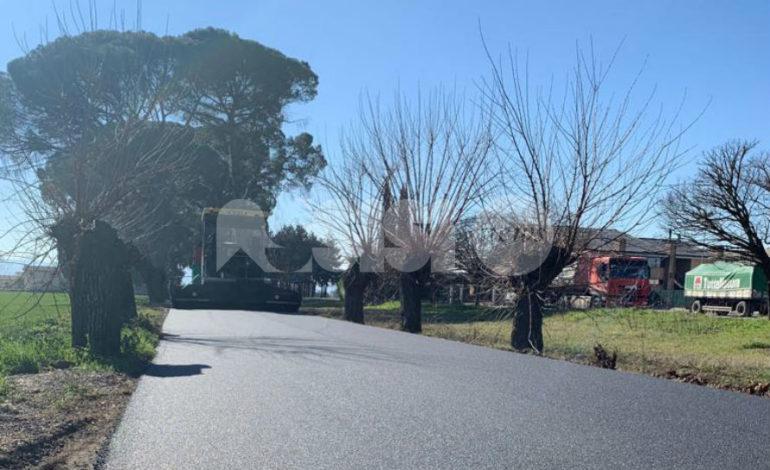 Petrignano di Assisi si rifà il look con il secondo piano strade