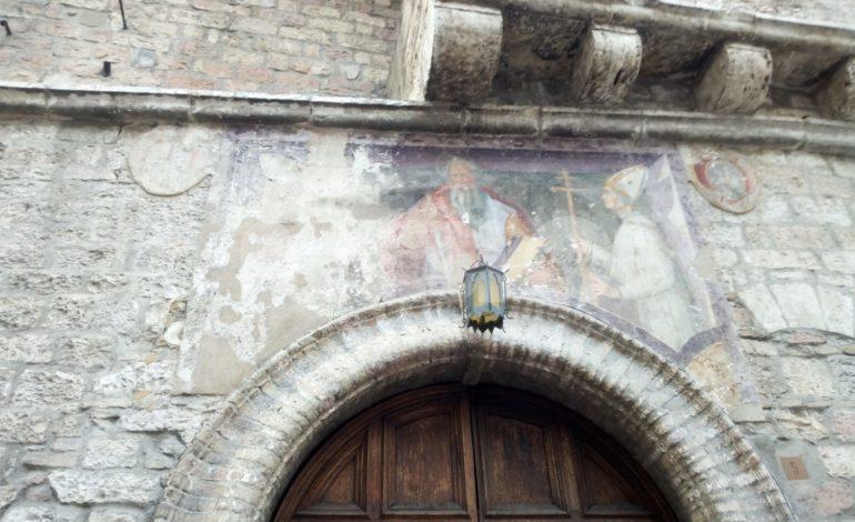 Affresco della Chiesa di San Paolo nel degrado: la segnalazione di Francesco Mignani