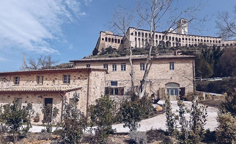 Ad Assisi (anche grazie ad Andrea Ranocchia) rinascono gli Hortuli Monastici
