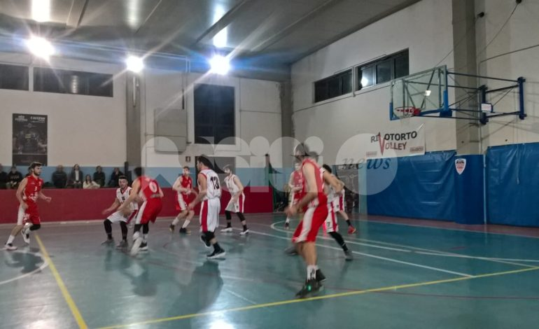 Basket Assisi vittorioso contro la Pallacanestro Perugia: due punti pesanti