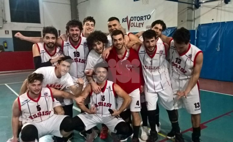 Basket Assisi chiude in bellezza il cammino casalingo in campionato