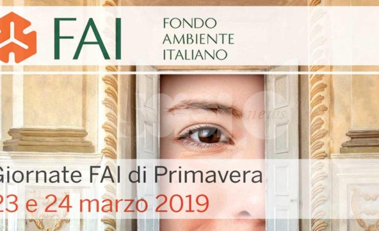 Giornate Fai di Primavera 2019 in Umbria, gli appuntamenti di sabato 23 e domenica 24