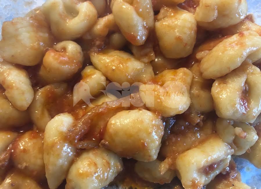 Gnocchi di patate umbria