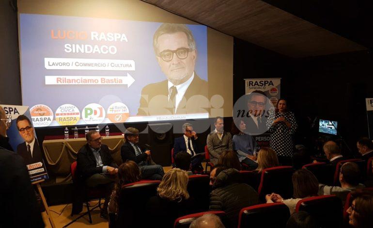 Amministrative 2019, a Bastia Umbra la presentazione di Lucio Raspa