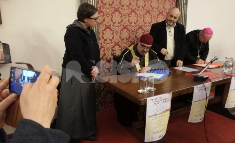 Firmato ad Assisi il documento sulla fratellanza umana