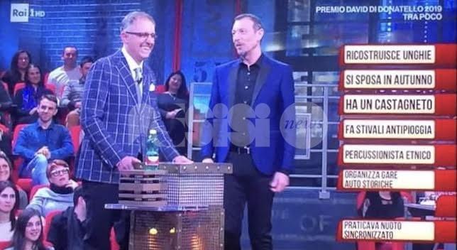 Italo Landrini ai Soliti Ignoti, nessuna vittoria ma tanti applausi