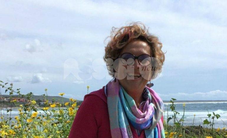 Rosella Aristei Cavaliere al merito della Repubblica Italiana
