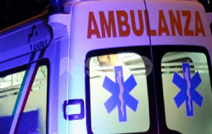 Scontro fra auto e Ape a Bastia Umbra, due in ospedale per accertamenti