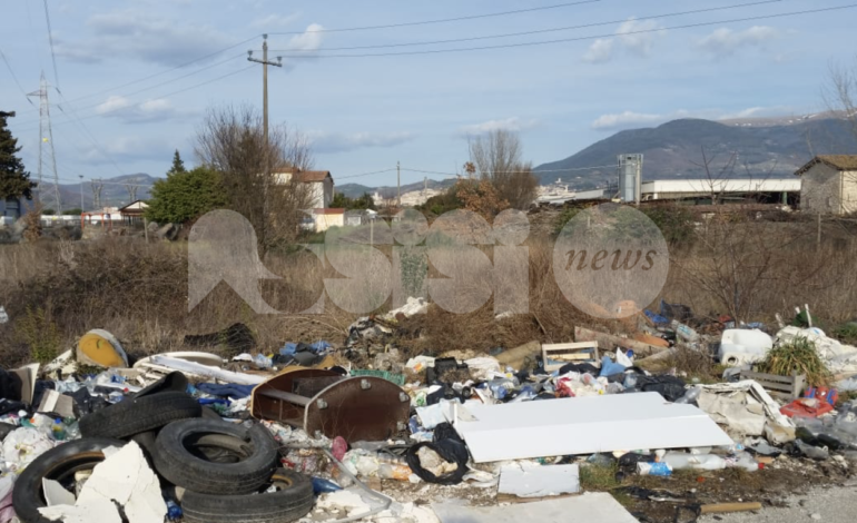 """La zona industriale di Santa Maria degli Angeli """"è impresentabile"""""""