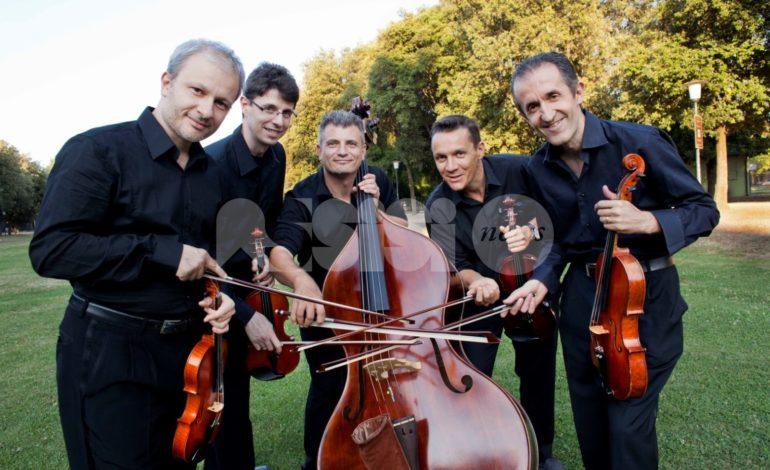 I Violini di Santa Vittoria agli Instabili di Assisi con uno spettacolo-concerto