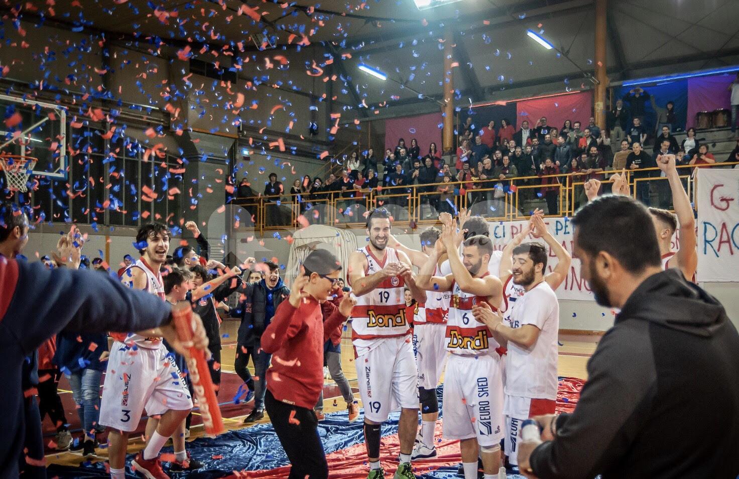Virtus Assisi batte Urbania 63-57 al PalaSir e chiude in vetta il campionato