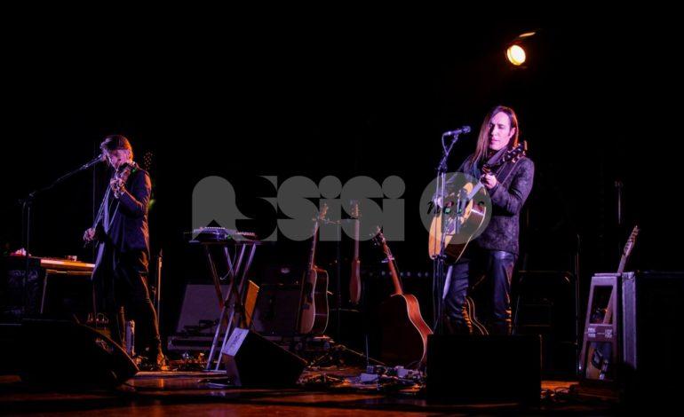 Il tour di Manuel Agnelli apre la decima edizione del Riverock Festival