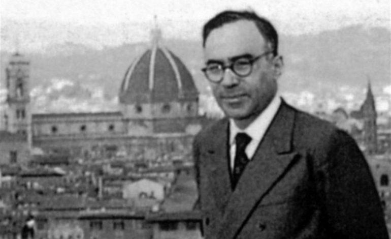 Giorgio La Pira protagonista della lezione del 3 maggio 2019 alla Toniolo