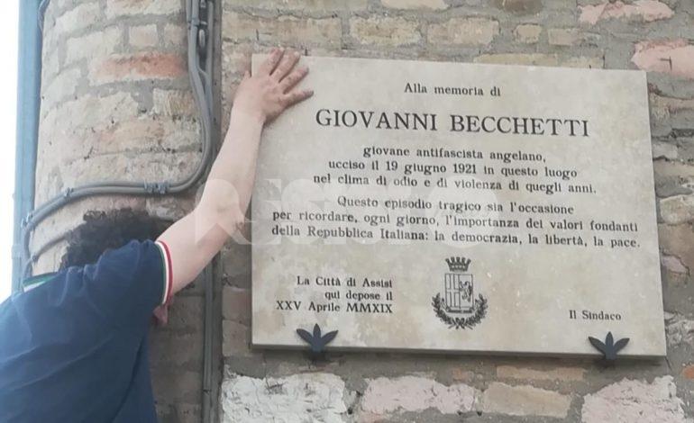 """Giovanni Becchetti, si ricorda """"Il coraggio di un uomo"""" a cento anni dalla morte"""